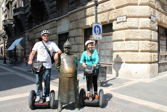 Segway Tours in Budapest